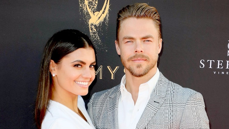Derek Hough and his girlfriend, Hayley Erbert, are trying out the vegan diet to boost their energy levels and improve their overall health. Photo: Getty Images/David Livingston